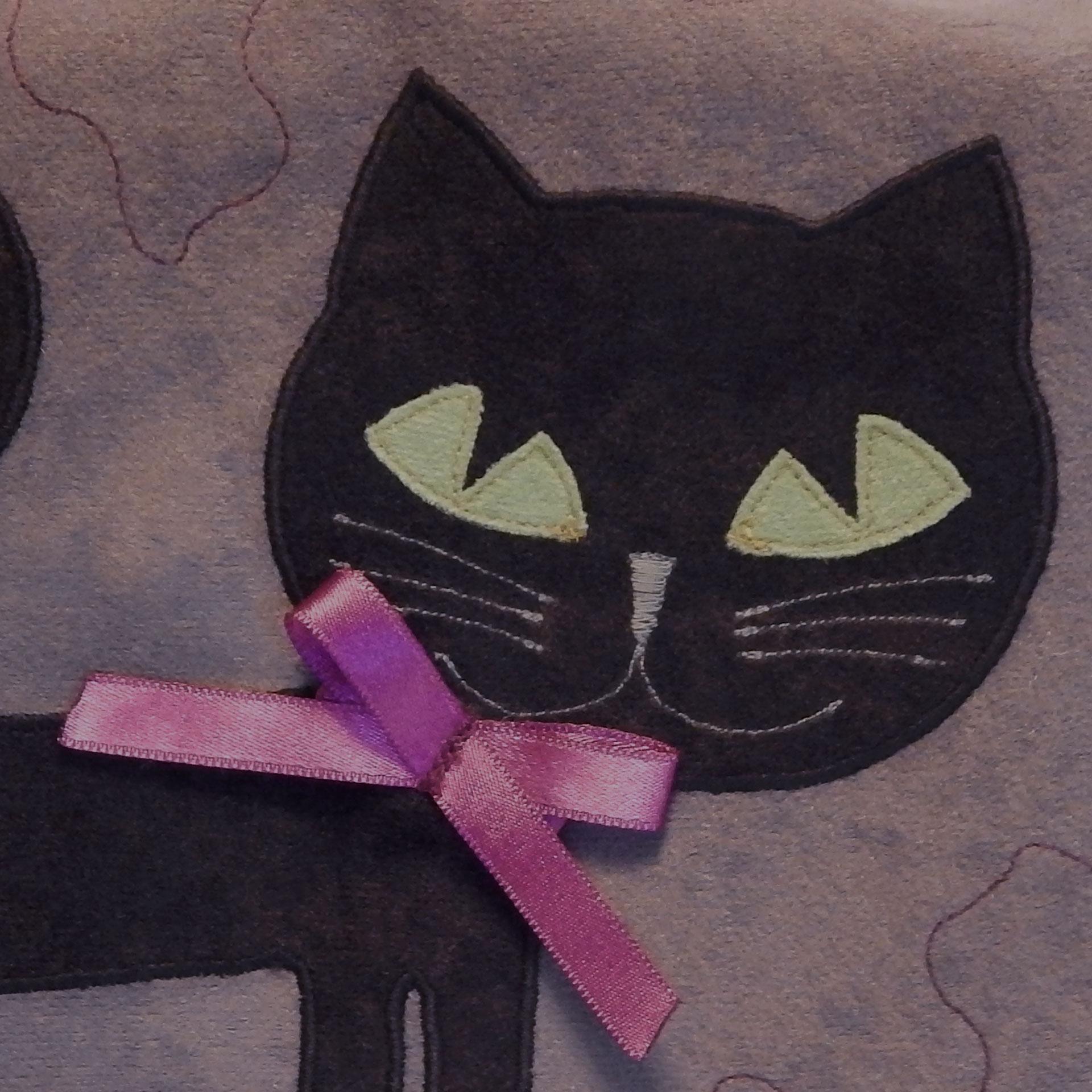 Veća crna maca